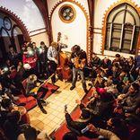 Session der Weltkapelle Wilhelmsburg 2015 | Foto: Jo Larsson
